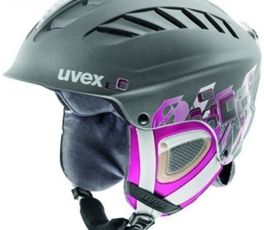 Casca Ski si Snowboard Uvex X-Ride Motion Graphic Grey