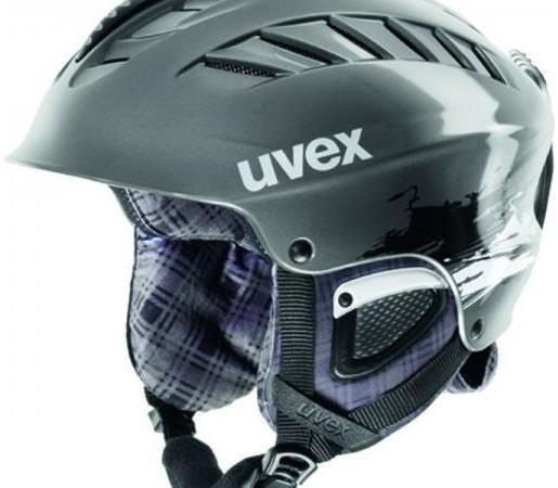 Casca Ski si Snowboard Uvex X-Ride Motion Graphic Men Grey