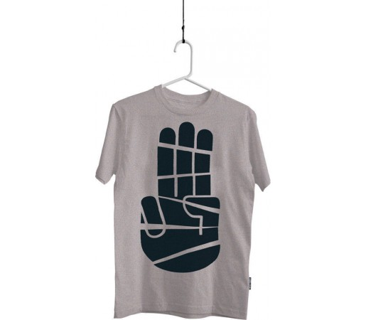 Tricou Bataleon Hand Heather Grey 2013