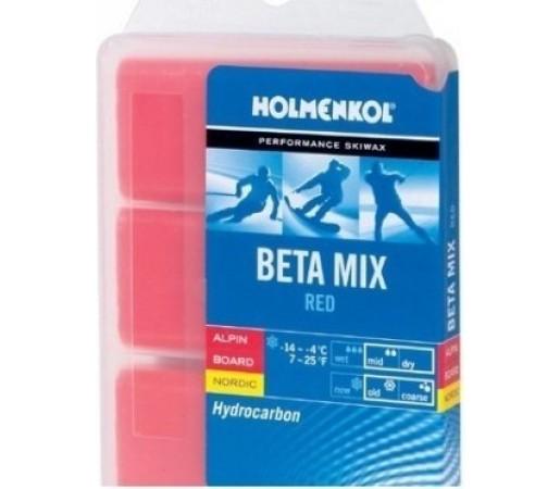 Ceara Solida Holmenkol Beta Mix Red