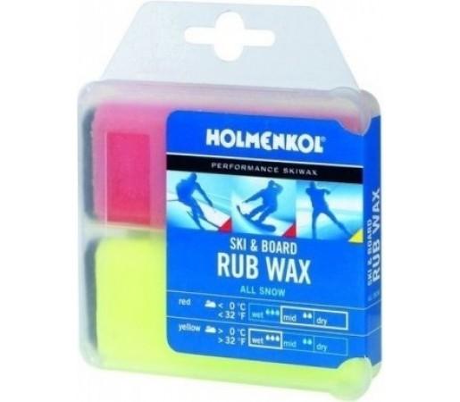 Ceara Solida Holmenkol Rub Wax All Snow