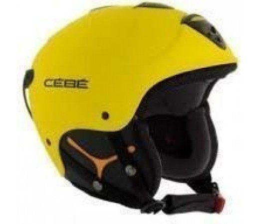 Casca Cebe SPYNER FLEX Soft Yellow