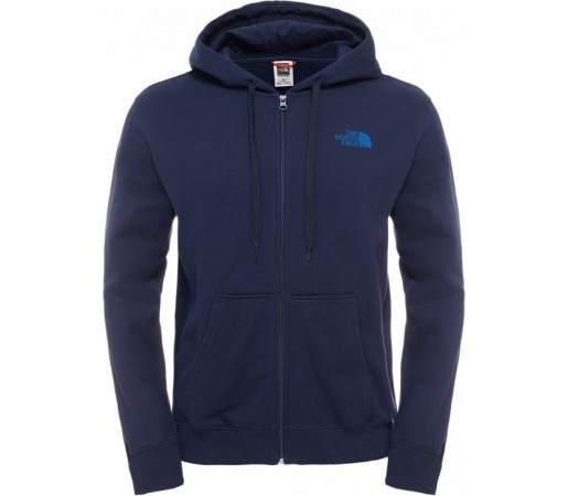 Hanorac The North Face M Open Gate Full Zip Albastru