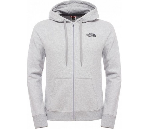 Hanorac The North Face M Open Gate Full Zip Gri
