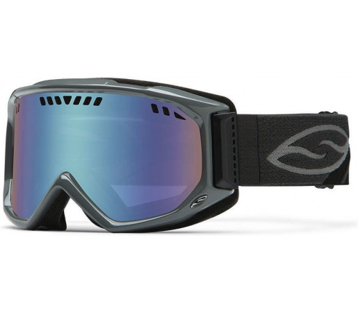 Ochelari Schi si Snowboard Smith SCOPE PRO Charcoal / Blue Sensor mirror