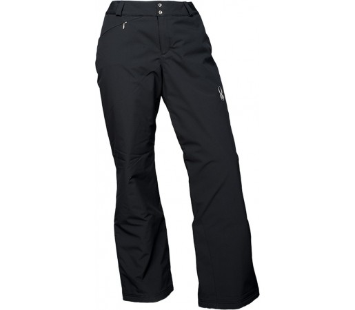 Pantaloni Ski Spyder Circuit Tailored Fit Negru