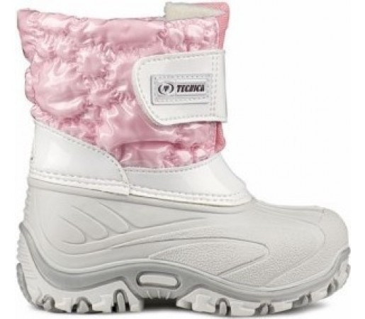 Incaltaminte Tecnica Bubble Low Velcro Pink