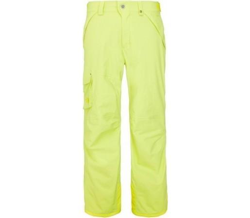 Pantaloni de Ski si Snowboard The North Face M Stanton Yellow Green