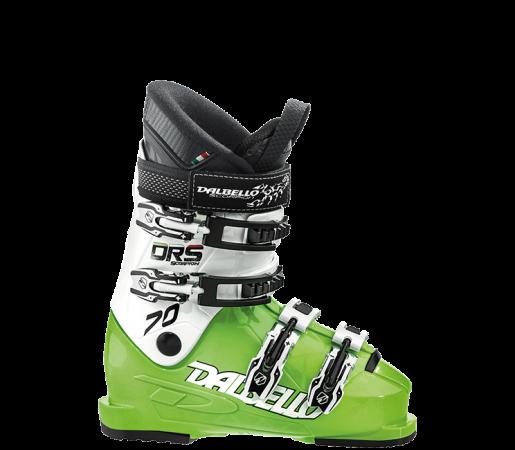 Clapari Dalbello DRS Scorpion Junior 70 Verde/Alb 2016