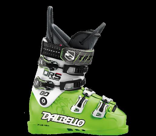 Clapari Dalbello DRS Scorpion 80 Verde/Alb 2016