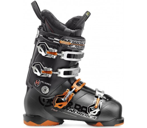 Clapari Nordica Hell&Back H3 Anthracite / Orange 2014