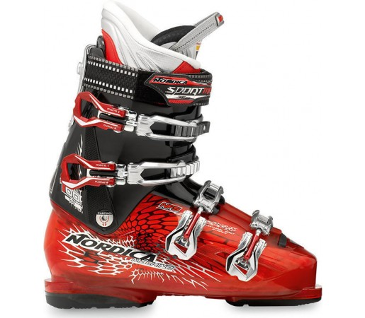 Clapari Nordica Sportmachine 100 Black- Red