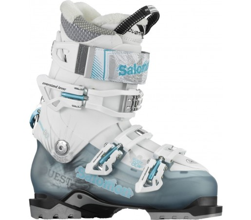 Clapari Ski Salomon QUEST 80 W Blue