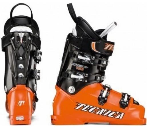 Clapari Tecnica Inferno 110 Orange/Black