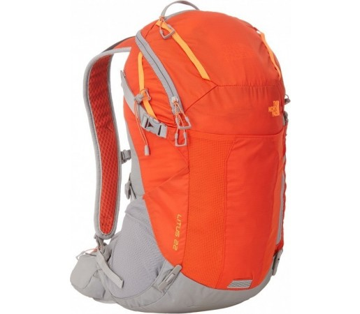 Rucsac The North Face Litus 22-Rc Portocaliu