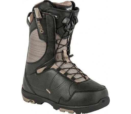 Boots Snowboard Nitro Crown TLS Negru 2015