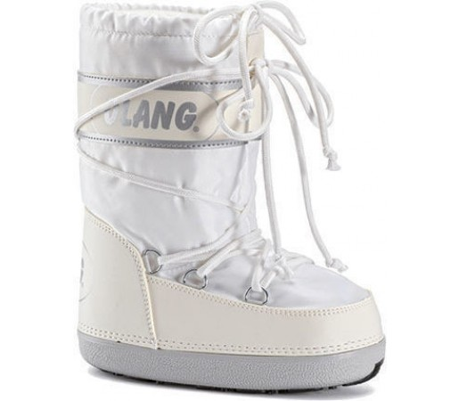 Ghete Olang Crystal Moon Boots White