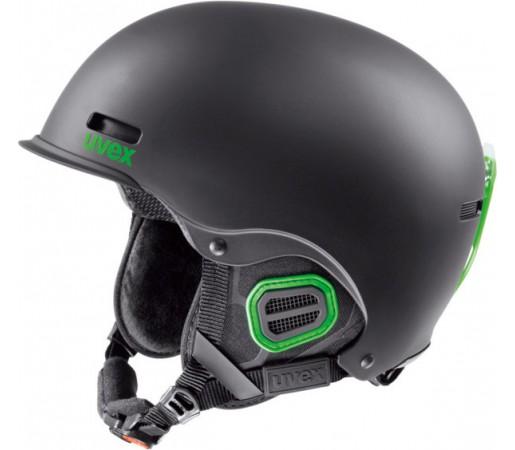 Casca Schi si Snowboard Uvex Hlmt 5 Pro Neagra