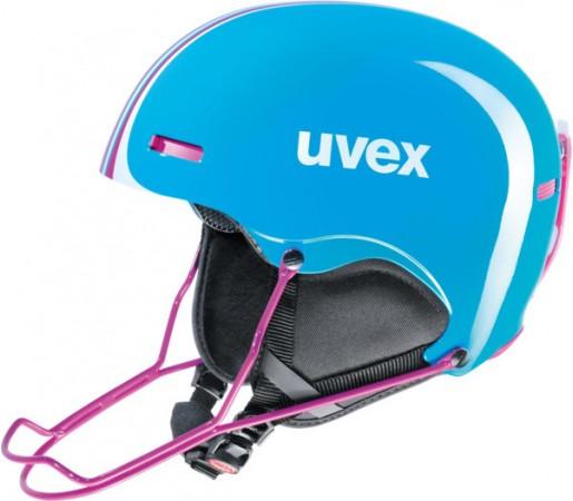 Casca Schi si Snowboard Uvex Hlmt 5 Race Albastra