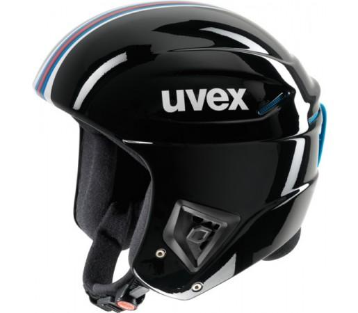 Casca Schi si Snowboard Uvex Race + Neagra/Albastra