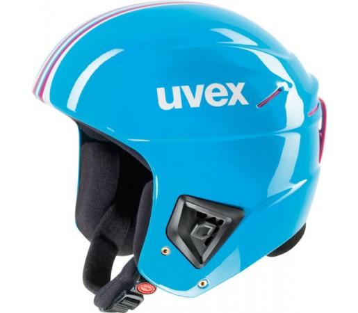 Casca Schi si Snowboard Uvex Race + Albastra