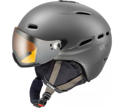 Casca Schi si Snowboard Uvex Hlmt 200 Gri