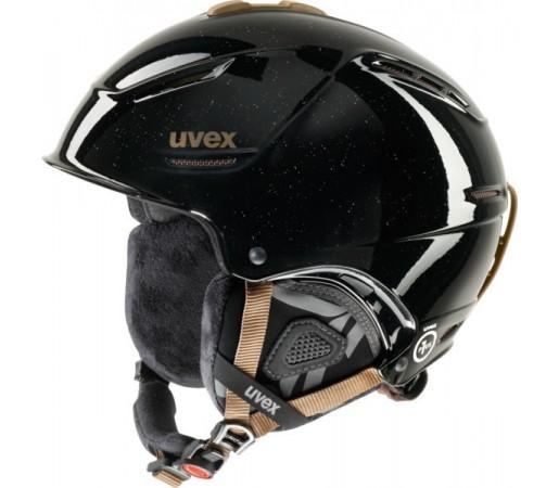 Casca Schi si Snowboard Uvex P1us Pro WL Neagra