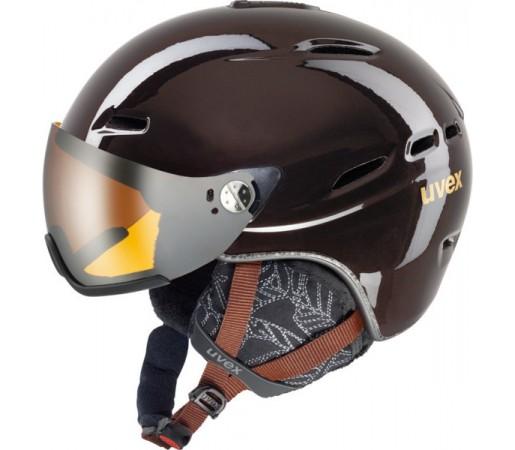 Casca Schi si Snowboard Uvex Hlmt 200 WL Neagra
