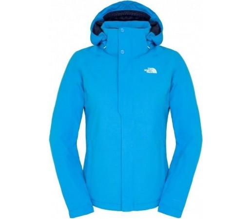 Geaca The North Face W Lauberhorn Blue
