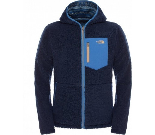 Hanorac The North Face M Reversible Brantley Albastru