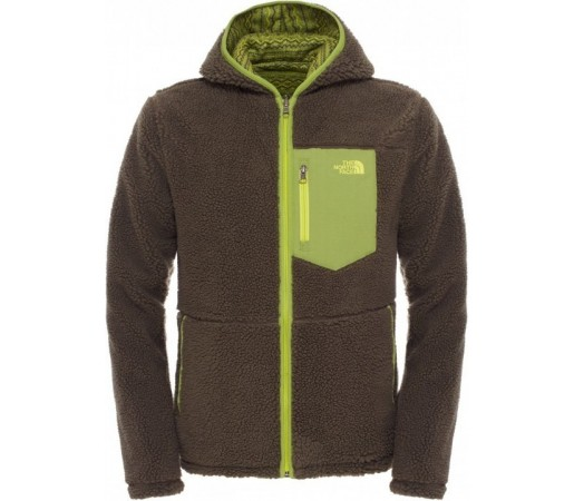 Hanorac The North Face M Reversible Brantley Verde