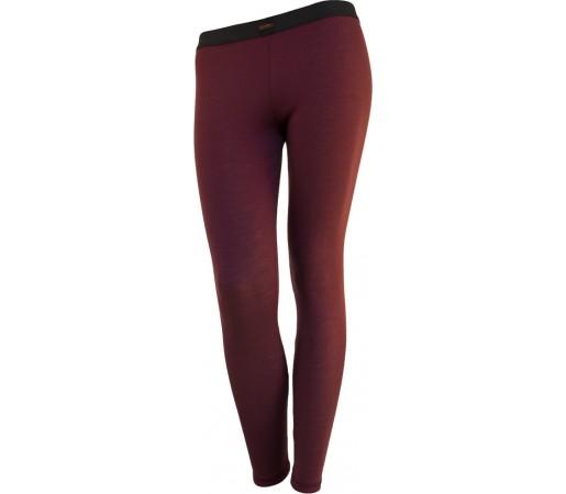 Pantaloni First Layer Merinito Dama Mov