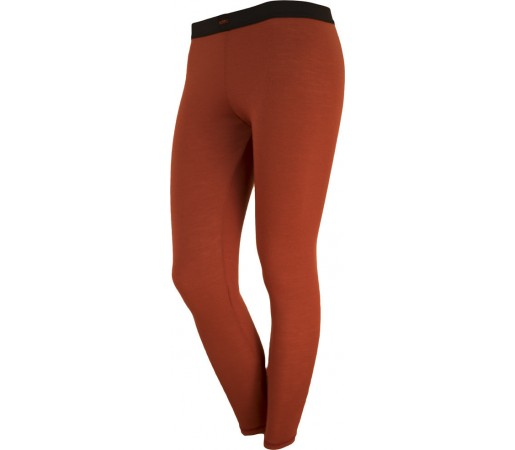 Pantaloni First Layer Merinito Dama Portocaliu