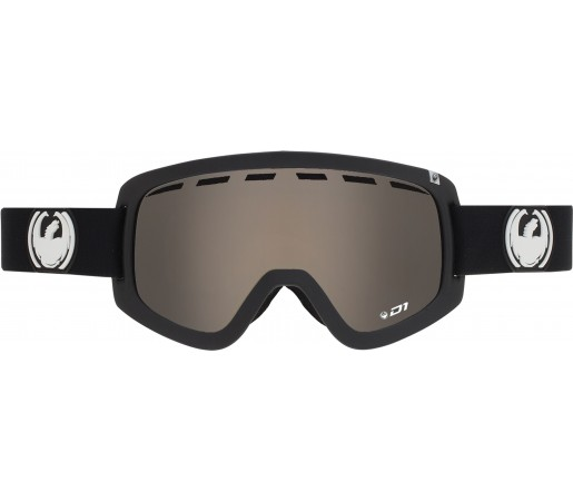 Ochelari Schi si Snowboard Dragon D1 Coal  / Ionized