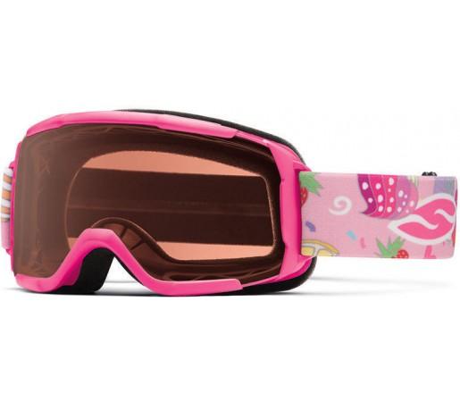 Ochelari Schi si Snowboard Smith Daredevil Bright Pink Cupcakes/ RC 36 Rose Copper