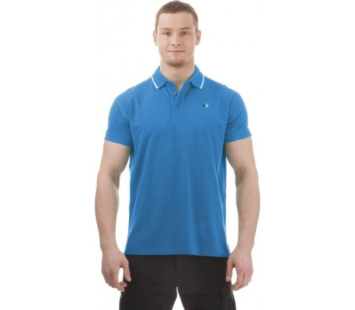 Tricou Polo Nordblanc Decent Men's Cotton Albastru