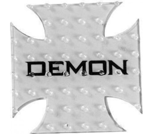 Demon Cross Clear Stomp Pad
