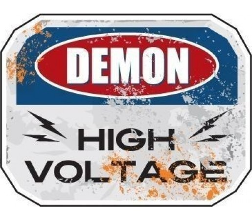 Demon High Voltage Stomp Pad