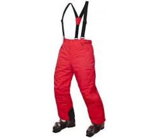 Pantaloni ski si snowboard Trespass Stanwell Rosii