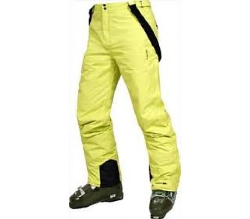 Pantaloni ski si snowboard Trespass Tytus Galbeni