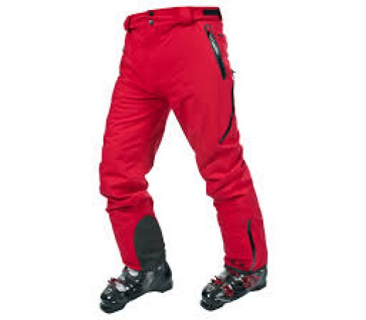 Pantaloni ski si snowboard Trespass Provision Rosii