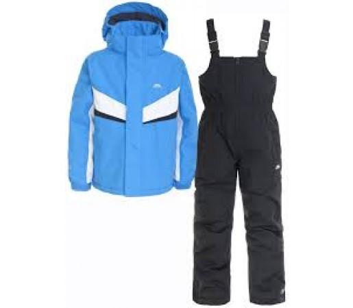 Costum ski si snowboard Trespass Chamonix Cobalt
