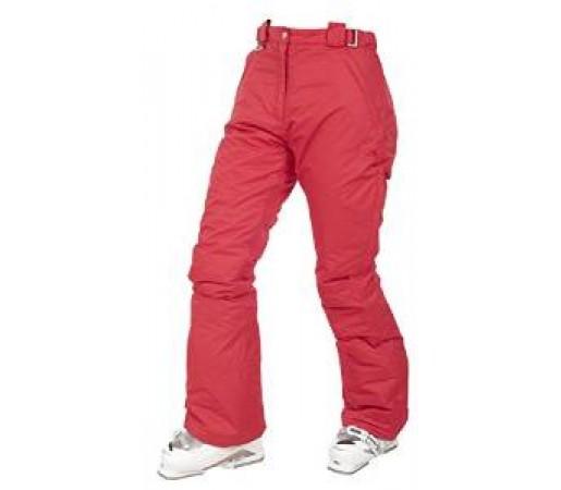 Pantaloni schi si snowboard Trespass Lohan Coral Blush W Rosii