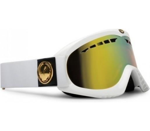 Ochelari Schi si Snowboard Dragon DX White / Gold Ion + Amber