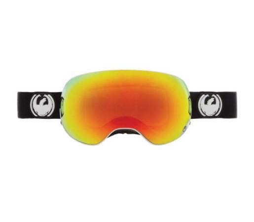 Ochelari schi si snowboard Dragon X2 Inverse / Red Ion + Yellow Red Ion