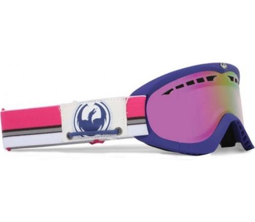 Ochelari Schi si Snowboard Dragon DXS Nautical / Pink Ion + Rose