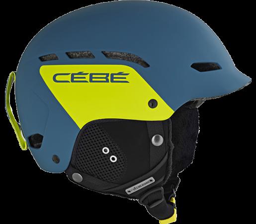 Casca Schi si Snowboard Cebe Dusk Albastra/ Verde