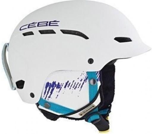 Casca Schi si Snowboard Cebe Dusk White
