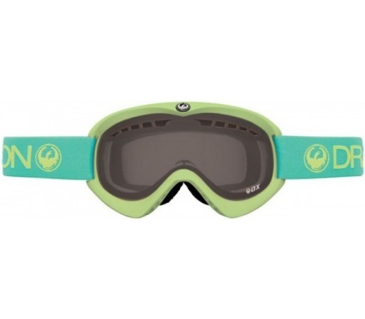 Ochelari Schi si Snowboard Dragon DX Aqua / Smoke + Yellow