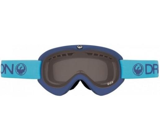 Ochelari Schi si Snowboard Dragon DX Albastri/Bleumarin / Smoke